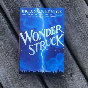 Wonder Struck by Brian Selznick Hardcover Book